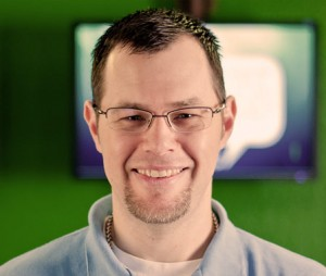 Lee Simpson, Lead Programmer