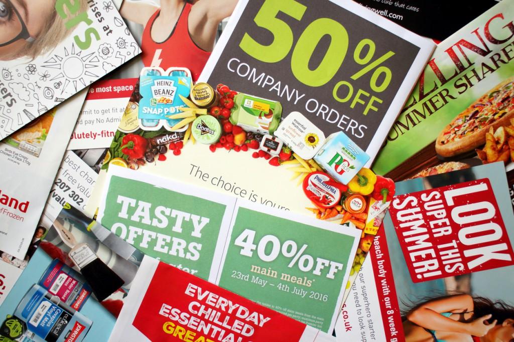 Junk Mail Leaflets