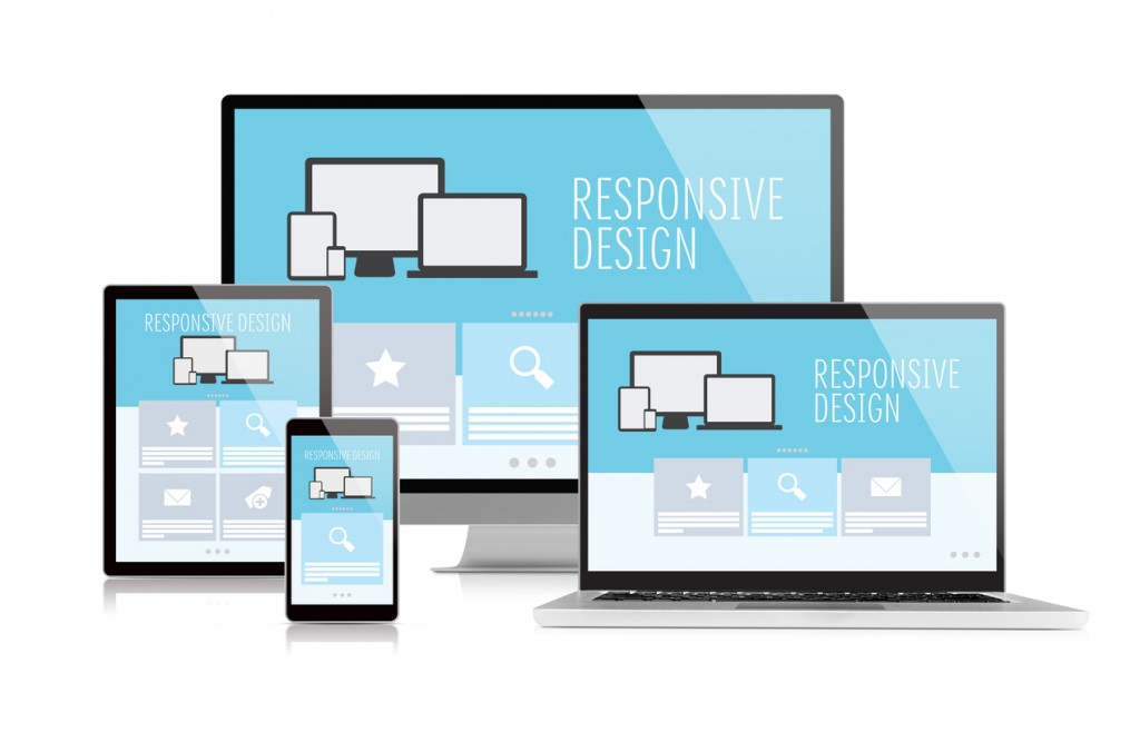 Responsive design on devices
