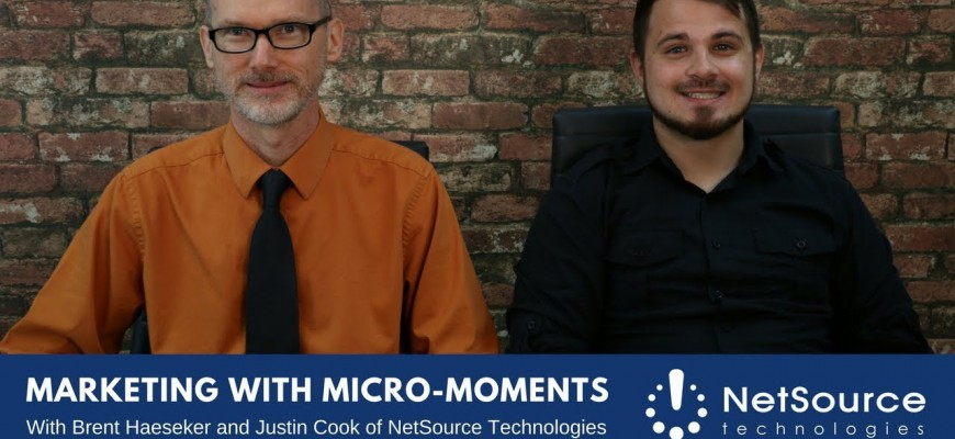 Marketing with Micro Moments