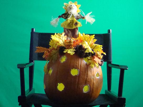 Harvest - 3rd Annual Pumpkin Carving Contest Winner!