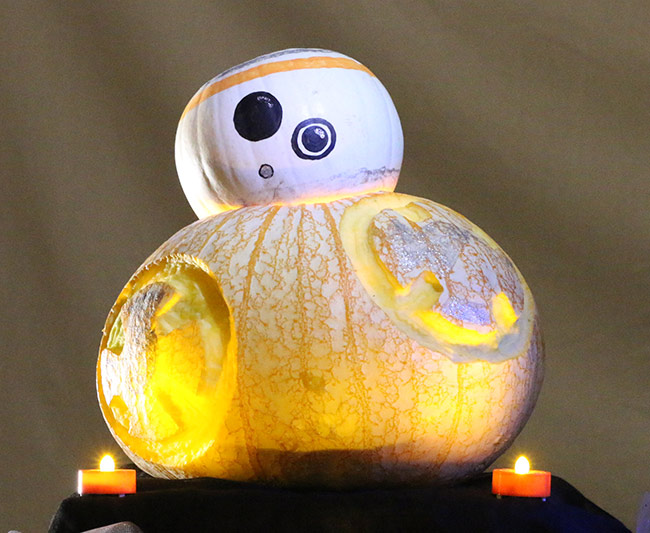 BB-8 - by Jamie Embree
