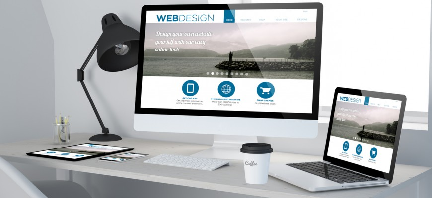 workroom web design