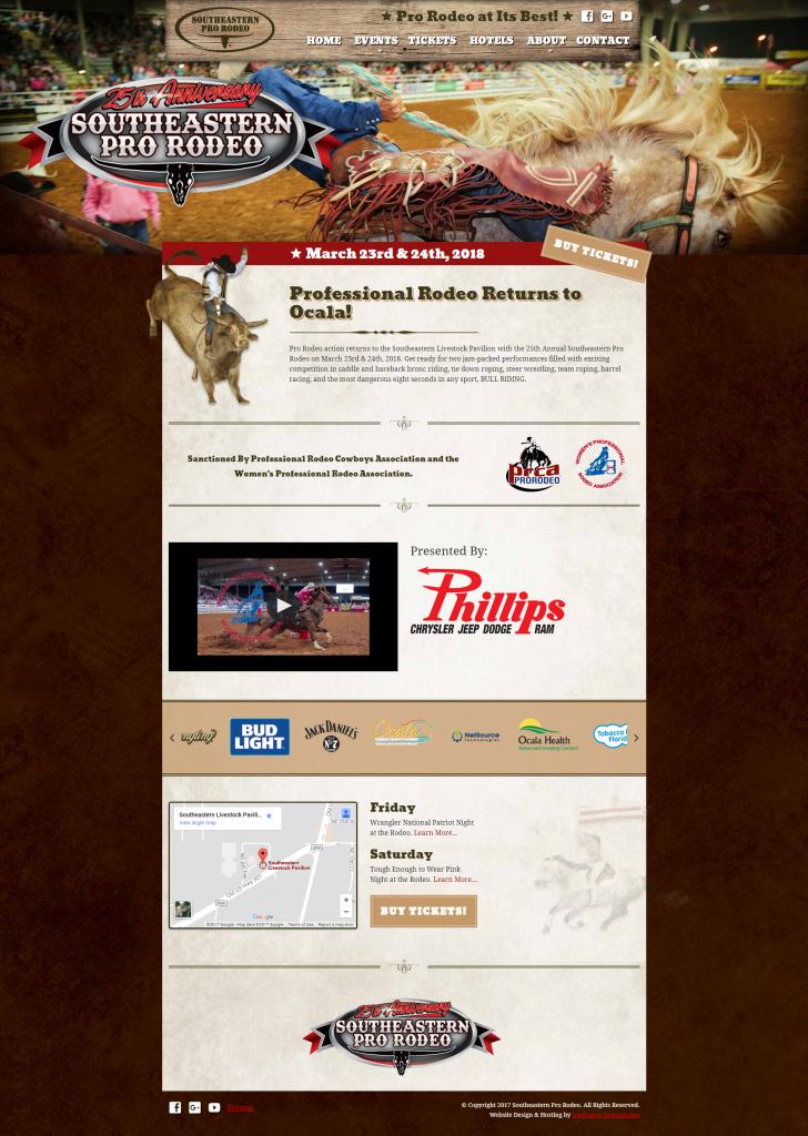 screenshot new website