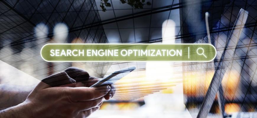 Search Engine Optimization (SEO) Concept