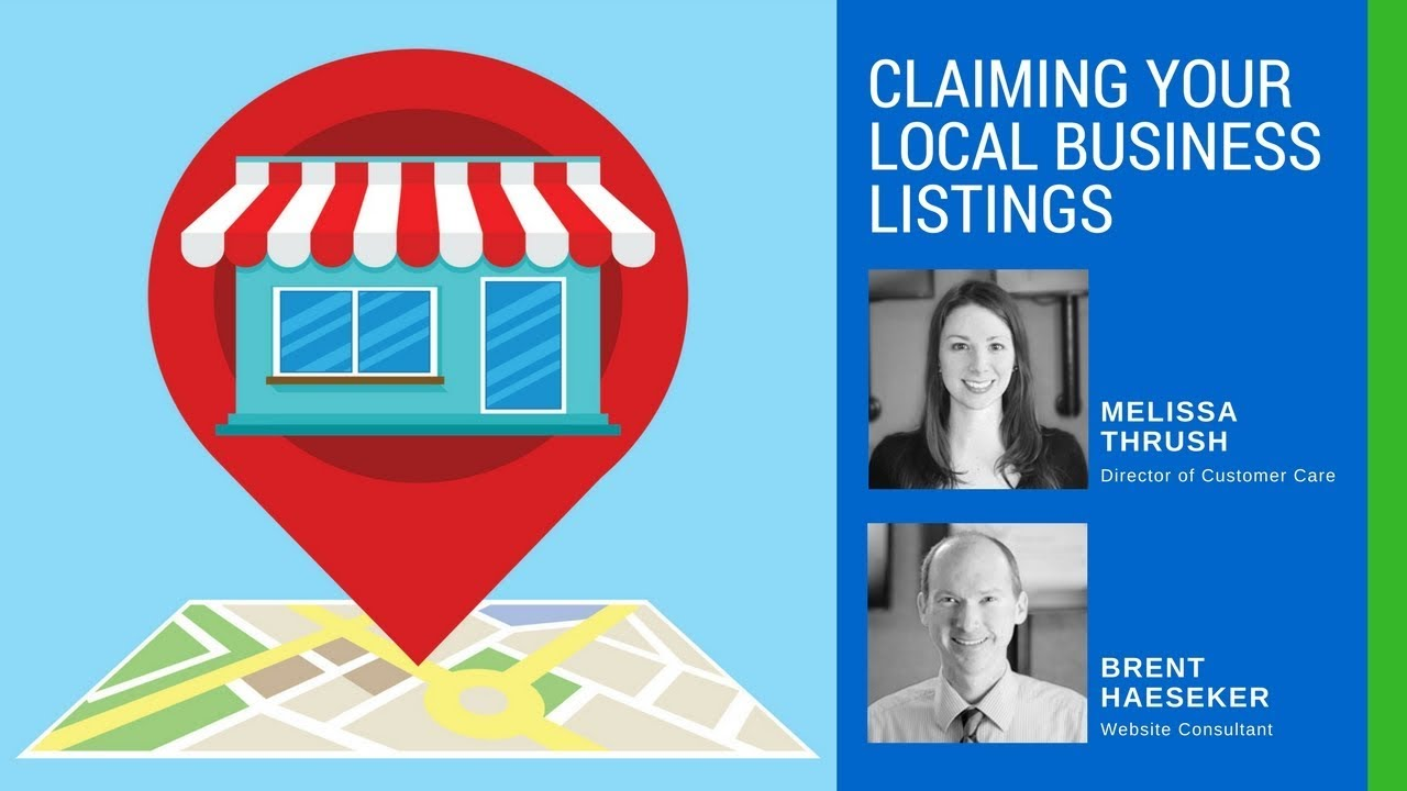 Video Series: Reasons to Claim Your Local Listings