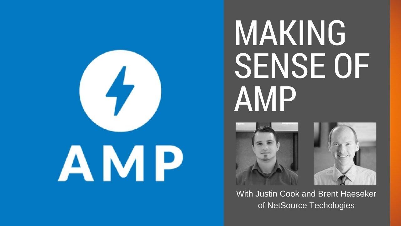 Video Series: Making Sense of AMP