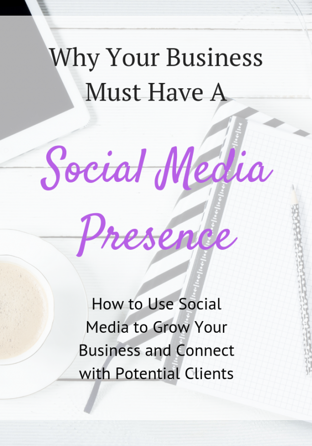 Why your business needs a social media presence