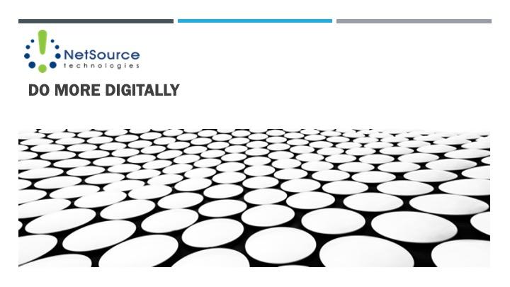 Do more Digitally