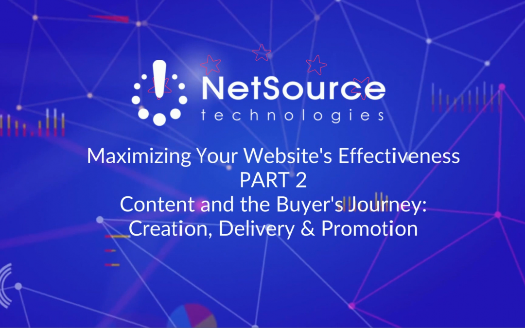 Content and the Buyer's Journey