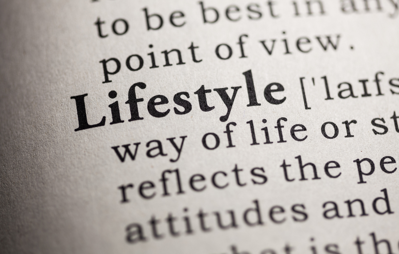 Lifestyle definition in dictionary
