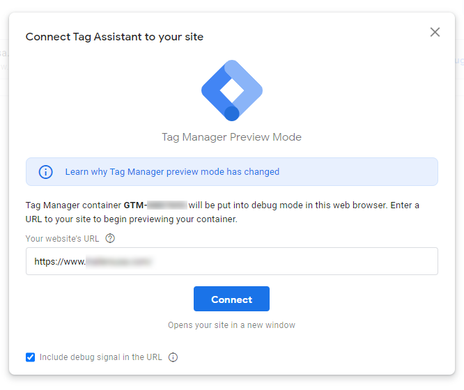 Testing Tags with Tag Assistant