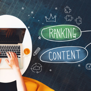 SEO ranking and content are directly related.