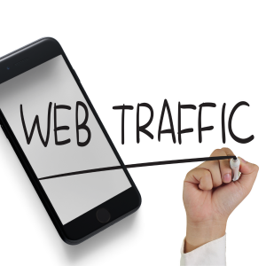 Over half of website traffic on NetSource hosted sites comes from a mobile device