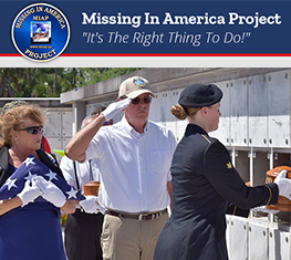 The Missing In America Project